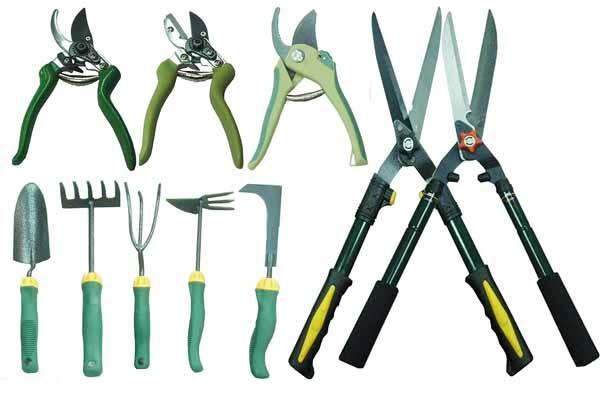 Attrezzi da giardinaggio guida completa - Guida giardinaggio ...