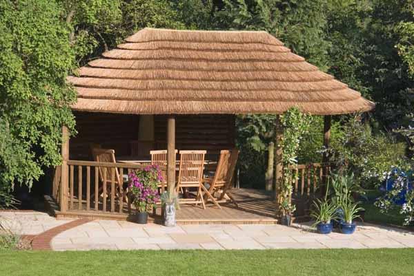 Gazebo fisso da giardino id es de design d 39 int rieur - Pergola giardino ...