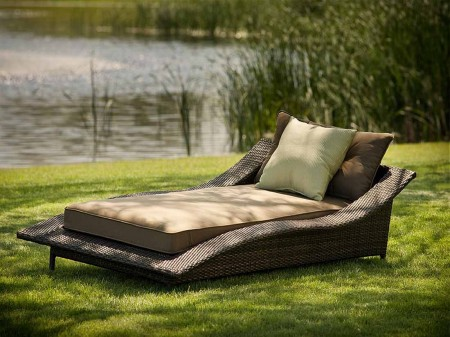 Divani poltrone chaise longue e sedie da giardino - Chaise longue da esterno ...