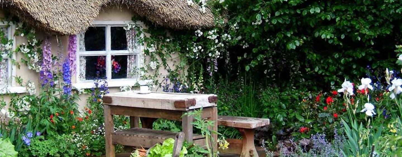 Arredare un giardino all inglese coltivare facile - Giardino in inglese ...
