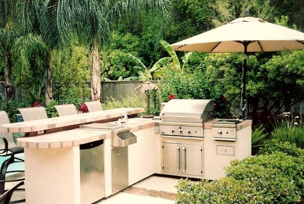Cucine Esterne Da Giardino In Muratura ~ Design Per La Casa & Idee ...
