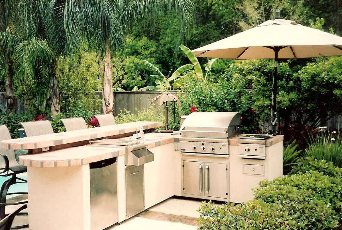Cucina da giardino: scelta e acquisto  Coltivare Facile