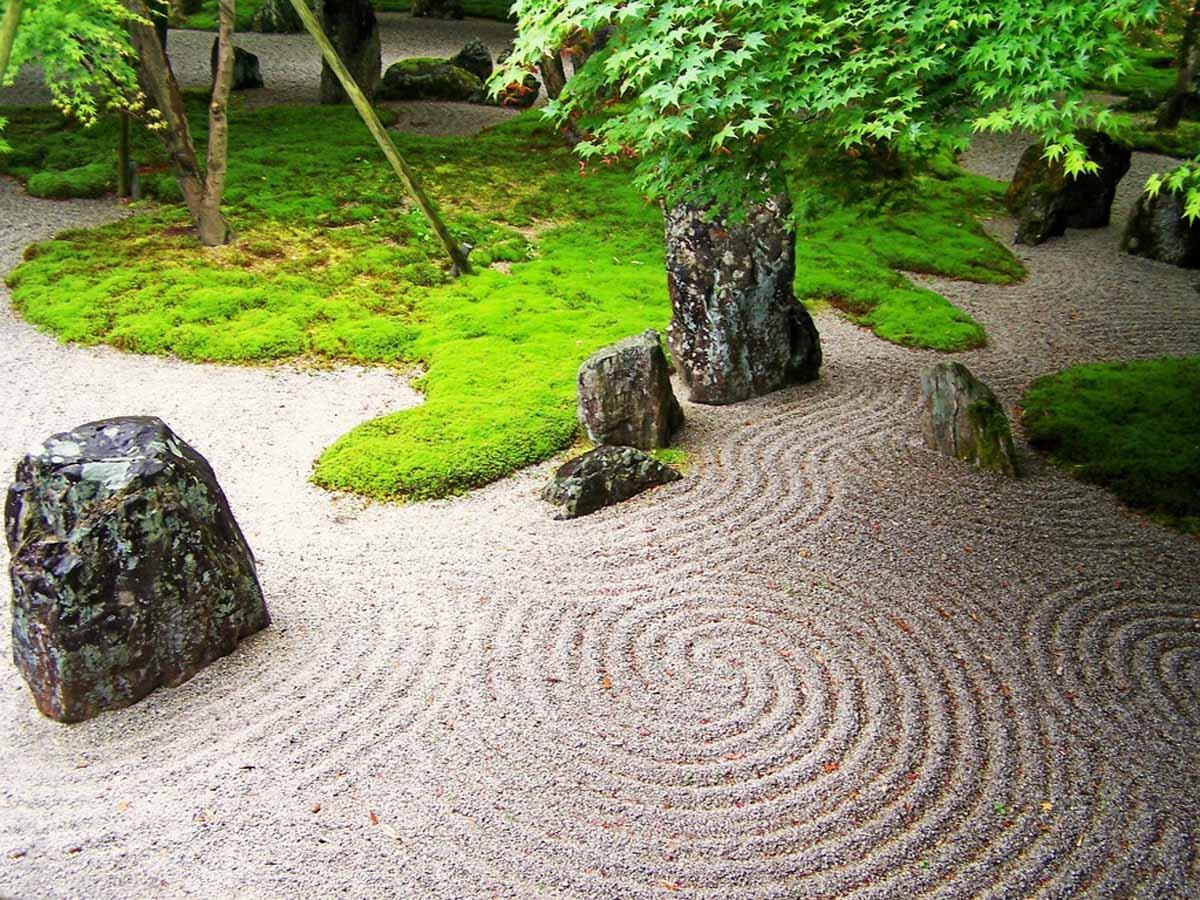Giardino zen guida completa for Pietre per giardino zen