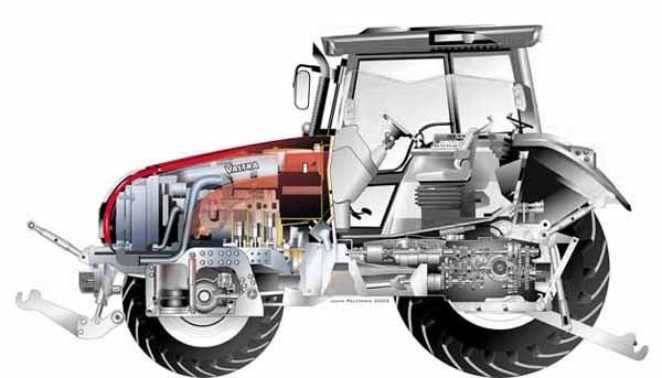 Motori nef per trattori