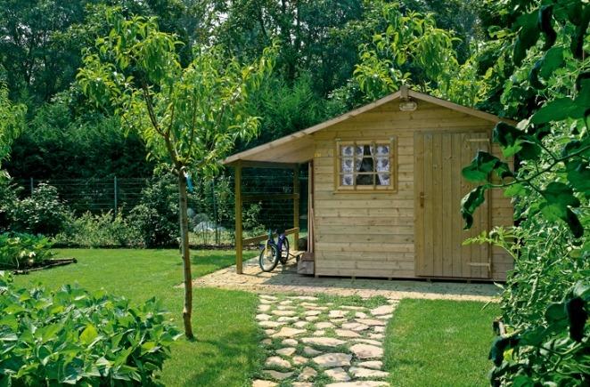 Casette di legno per giardino - Casette in legno per giardino ...
