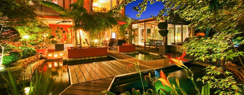 Illuminazione da esterno coltivare facile - Il giardino dei mobili ...