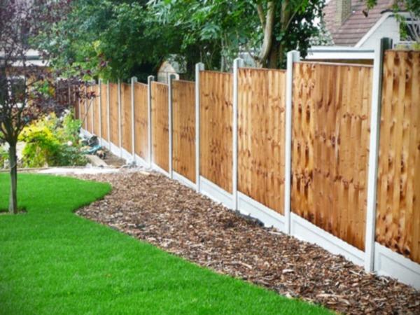Recinzioni per giardino - Recinti in legno da giardino ...