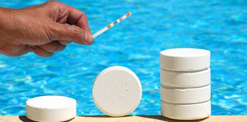 Manutenzione della piscina