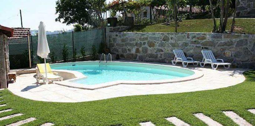 Fare una piscina in giardino