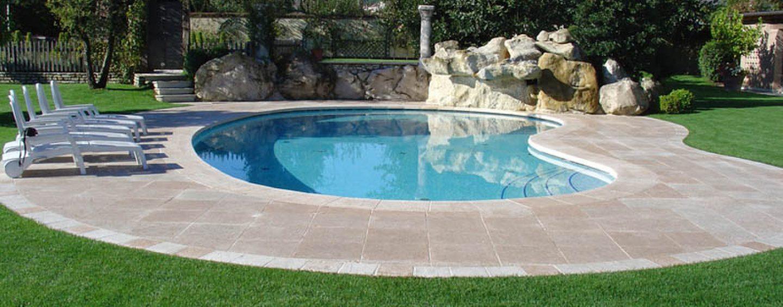 Piscine in muratura coltivare facile - Recinzioni per piscine ...