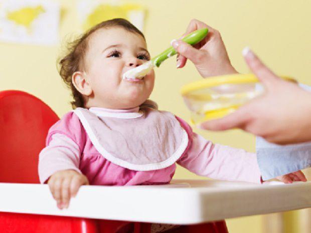 Alimenti biologici per bambini