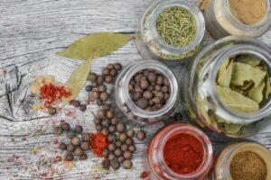 come essiccare le erbe aromatiche