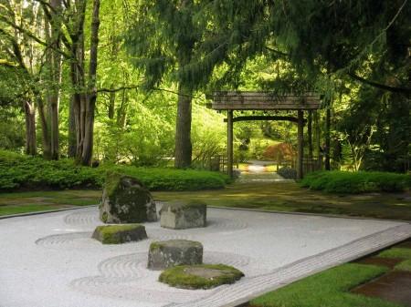 piante del giardino zen