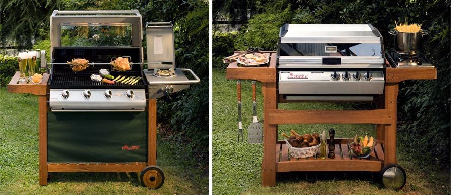 I migliori barbecue da giardino - Mobile giardino ...